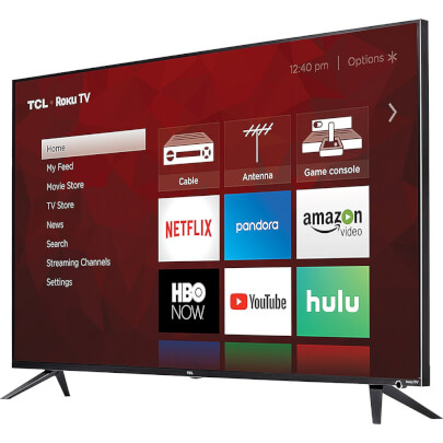 TCL 65R617 view 2
