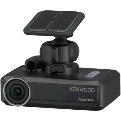Kenwood DRVN520 view 1