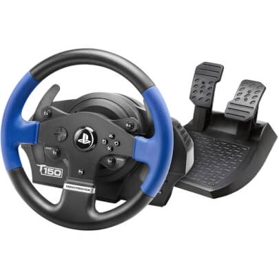 Thrustmaster T150PS4WHEEL view 1