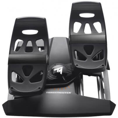 Thrustmaster FLIGHTPEDALS view 3