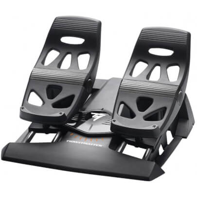 Thrustmaster FLIGHTPEDALS view 1