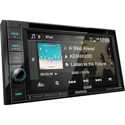 Kenwood DDX376 view 2
