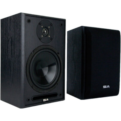 Sound Appeal SAVF6BLK view 1