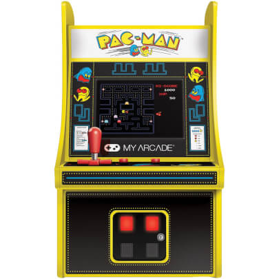 My Arcade PACMANMICROP view 2
