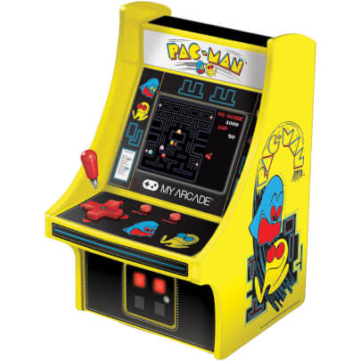 My Arcade PACMANMICROP view 1