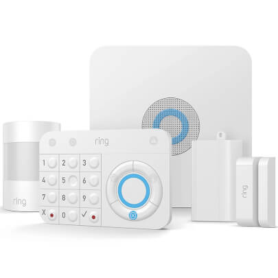 Home Security & Monitoring Systems