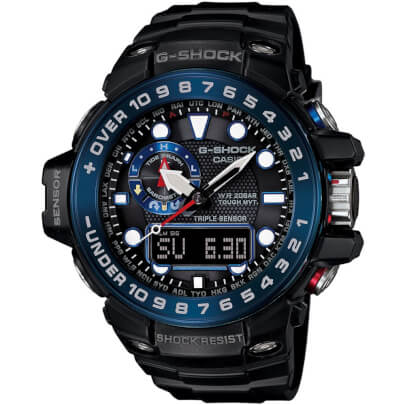 Casio GWN1000B1B view 1