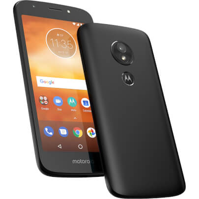 Motorola MOTOE5PLAYBK view 1