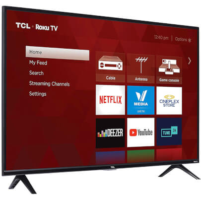 TCL 40S325 view 2