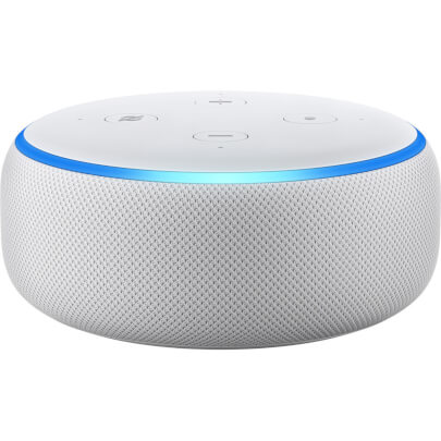 Amazon ECHODOT3WHT view 1