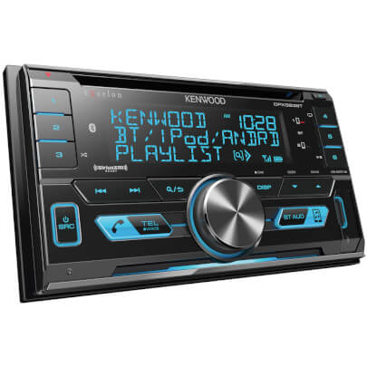 Kenwood DPX593 view 2