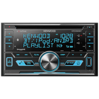 Kenwood DPX593 view 1