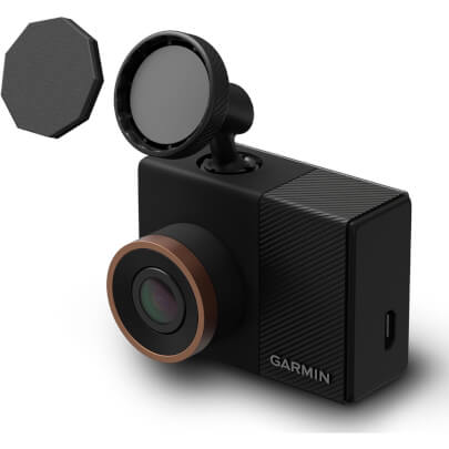 Garmin DASHCAM55 view 2