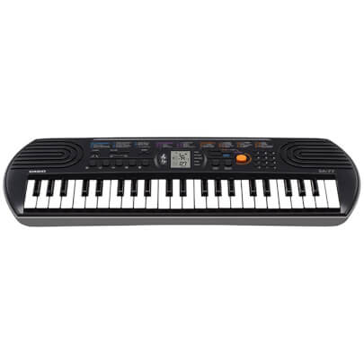 Casio SA77GRAY view 3