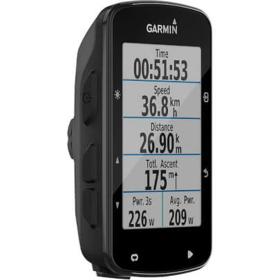 Garmin EDGE520PLSSB view 2