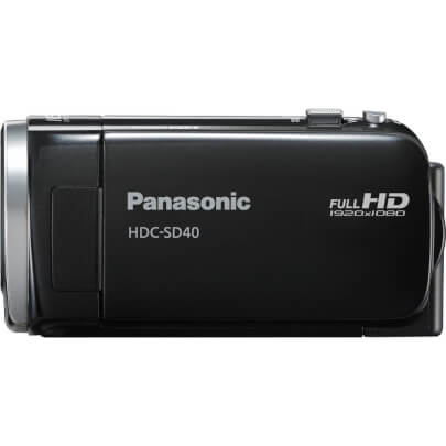 Panasonic HDCSD40 view 3