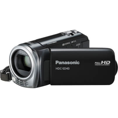 Panasonic HDCSD40 view 1
