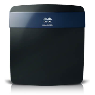 Linksys EA3500 view 1