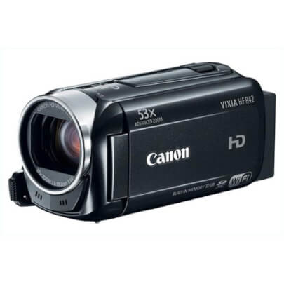 Canon HFR42 view 1