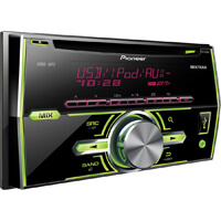 Pioneer FHX500 view 2
