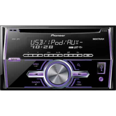 Pioneer FHX500 view 1