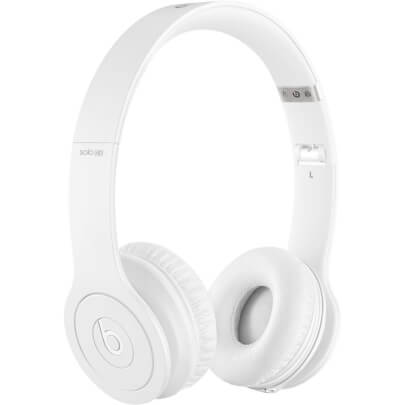 Beats By Dr. Dre SOLCW2WHT view 1