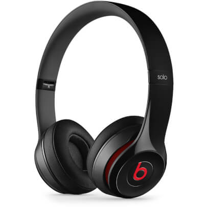 Beats By Dr. Dre B0518BLK view 1