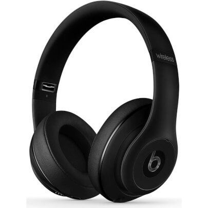 Beats By Dr. Dre BTOVSTUWLBLK view 2