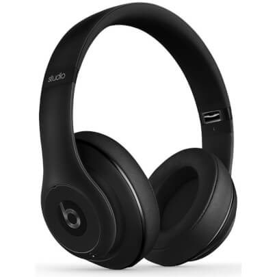 Beats By Dr. Dre BTOVSTUWLBLK view 1