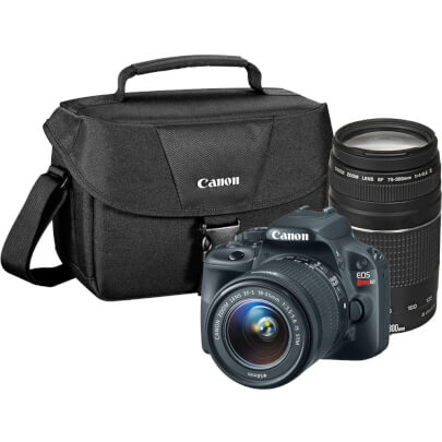 Canon SL1BUNDLE view 1