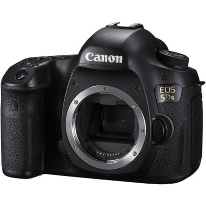Canon EOS5DS view 2