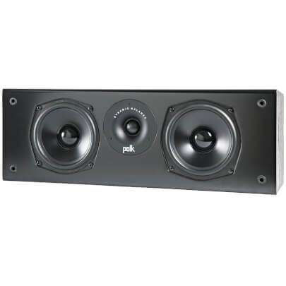 Polk Audio T30 view 2