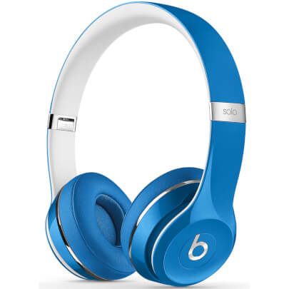 Beats By Dr. Dre SOLO2LUXEBLU view 2
