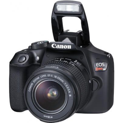 Canon T6BUNDLE view 2