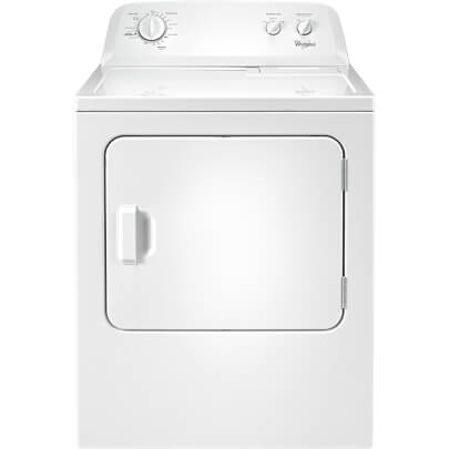 Whirlpool WED4616FW view 1