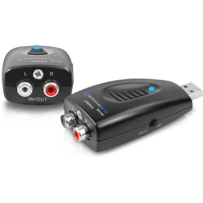 Technical Pro USB2RCA view 1