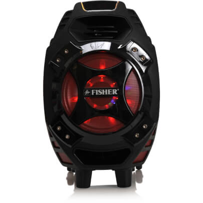 Fisher FBX840 view 2