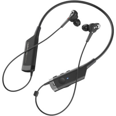 Audio Technica ATHANC40BT view 2