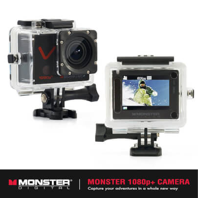 Monster CAMVP1080A view 1