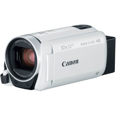 Canon HFR800WH view 1