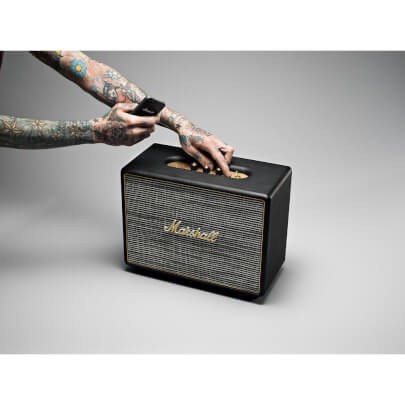Marshall WOBURNBTBLK view 4