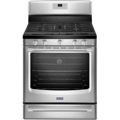 Maytag MGR8700DS view 1