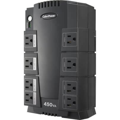 CyberPower SE450G view 1