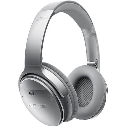 Bose QC35IIWRLSSL view 2
