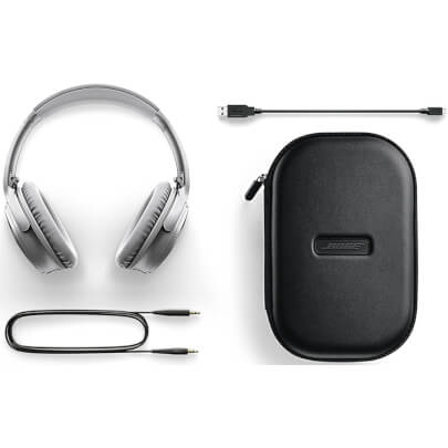 Bose QC35IIWRLSSL view 6