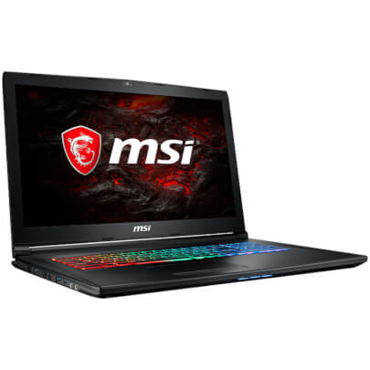 MSI GP72MX1213 view 2