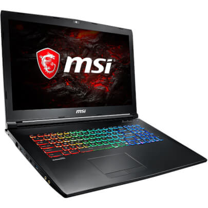 MSI GP72MX1213 view 5