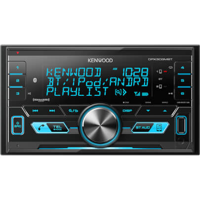 Kenwood DPX303 view 1