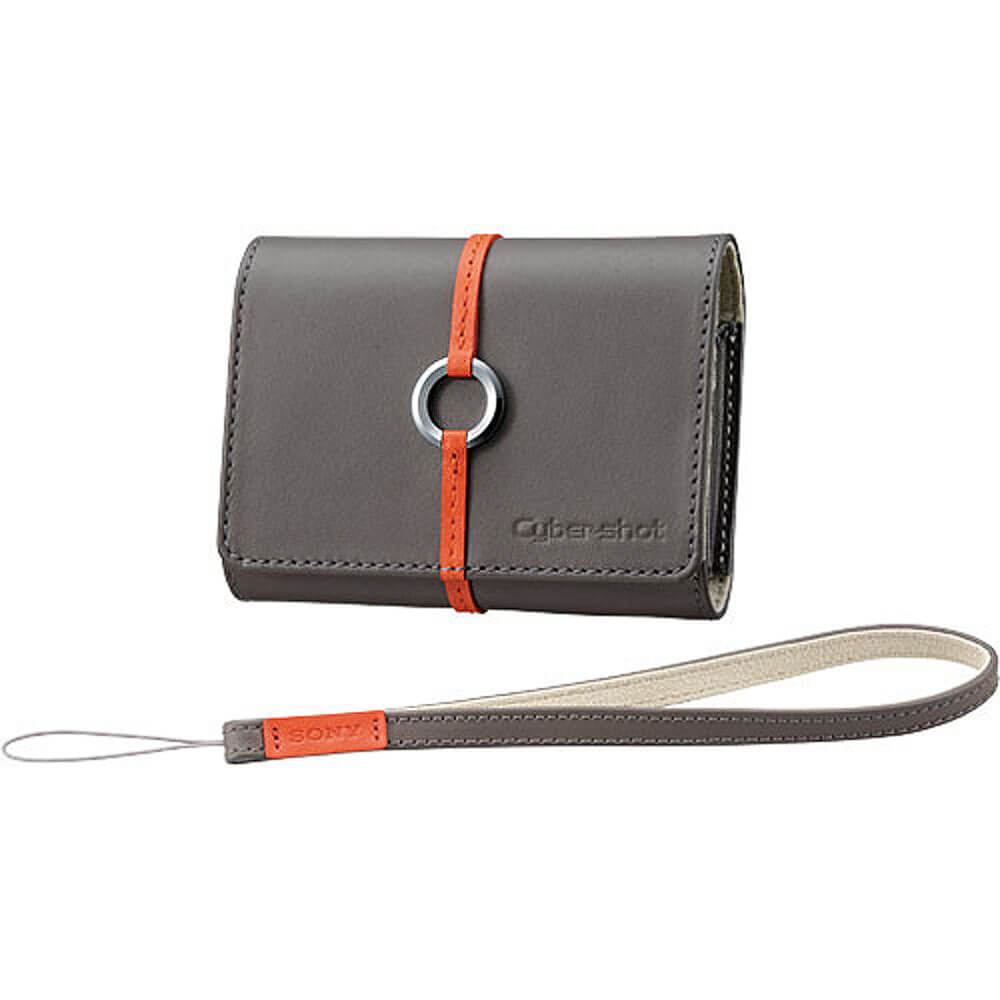 Heather Soft Leather Carrying Case