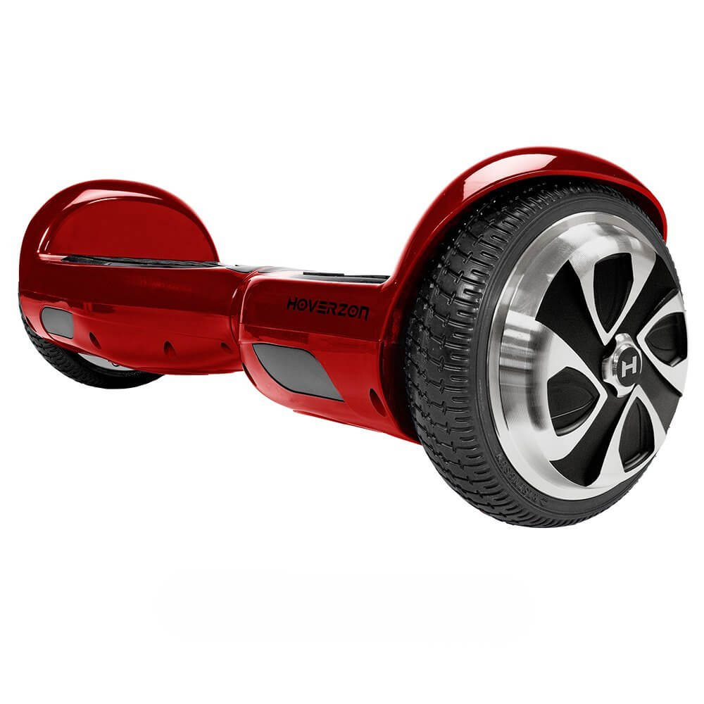 S Series Self-Balance Hoverboard - Red